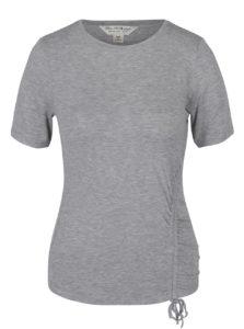 3ec9968ee20d Jacqueline de Yong. Detail Do obchodu · Sivé žíhané tričko so sťahovaním  Miss Selfridge
