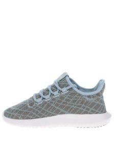 Kaki dámske vzorované tenisky adidas Originals Tubular Shadow