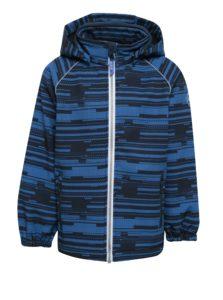 Modrá chlapčenská softshellová bunda name it Alfa