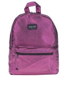 Ružový trblietavý batoh HXTN supply 12 l