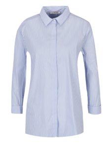 Bielo-modrá pruhovaná košeľa Rich & Royal