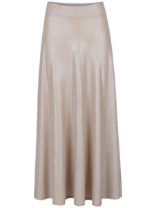 Dlhá metalická sukňa Dorothy Perkins Petite