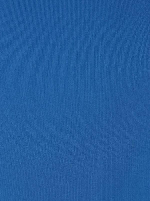 Modré puzdrové šaty so chokerom Dorothy Perkins