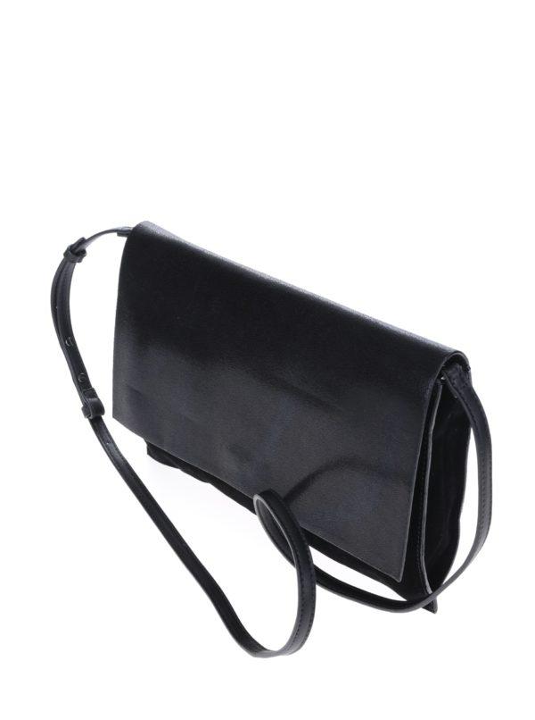 Čierna crossbody kabelka Clarks Moroccan Jewel