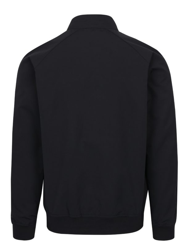 Čierna bunda Burton Menswear London