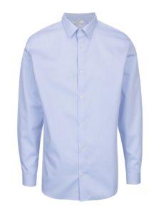 Svetlomodrá formálna slim fit košeľa Jack & Jones Non
