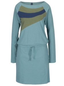 Svetlozelené šaty s vreckami Tranquillo Philina 49943c5d66f