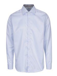 Svetlomodrá pánska formálna košeľa VAVI