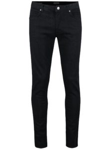 Tmavomodré slim fit rifle Lindbergh