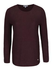 Tmavofialový sveter Gina Laura