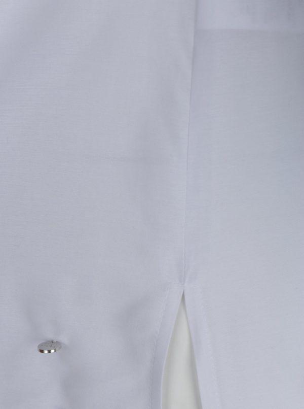 Biela blúzka s 3/4 rukávom Gina Laura