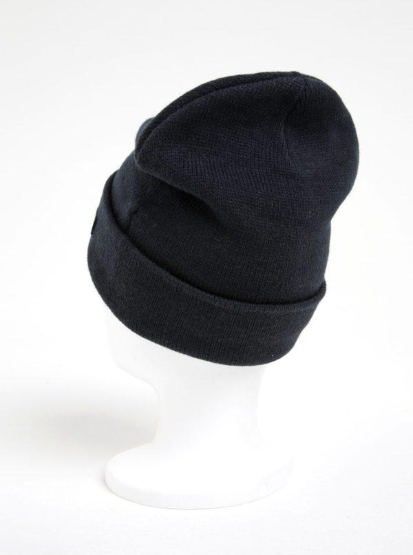 Tmavomodrá čiapka ONLY Pasia