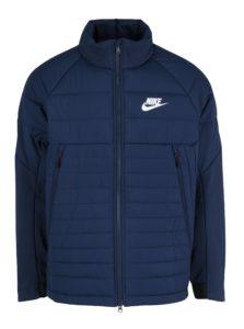 Tmavomodrá pánska prešívaná bunda Nike Sportswear Fill 9c5c10207e4