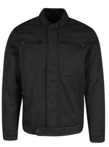 Čierna pánska bunda Garcia Jeans