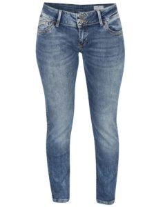 Modré dámske skinny fit rifle Cross Jeans