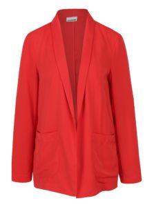 Červené sako s vreckami Noisy May Logan