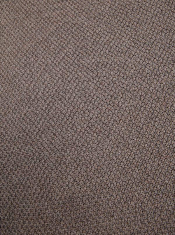 Béžový dámsky vlnený šál Calvin Klein Emma