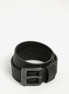 Čierny pánsky opasok Quiksilver