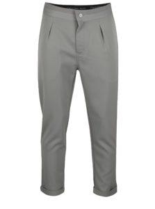 Sivé pánske nohavice Calvin Klein Jeans Galf