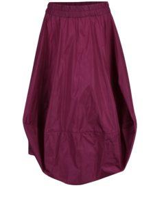 Fialová balónová sukňa s vreckami Bianca Popp