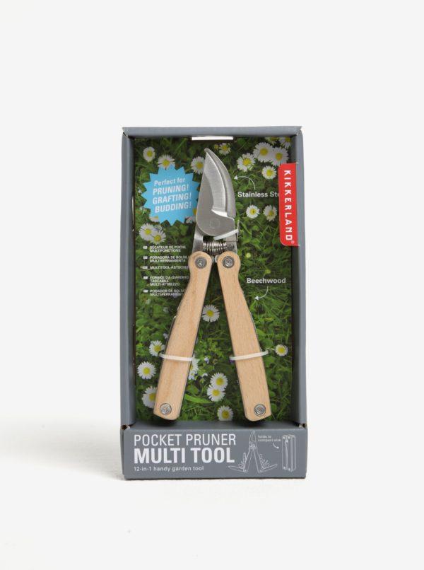 Multifunkčné záhradnícke nožnice 12v1 Kikkerland