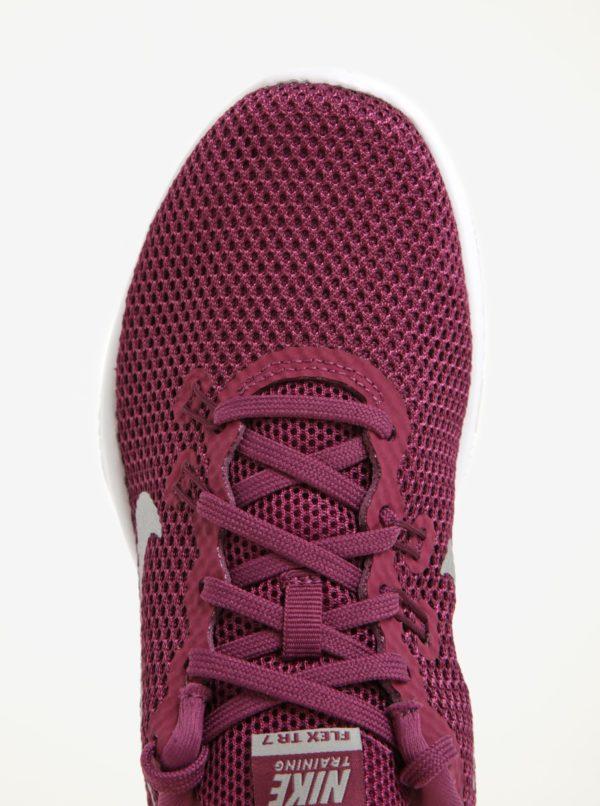 6793762c71 Fialové dámske tenisky Nike Flex TR 7