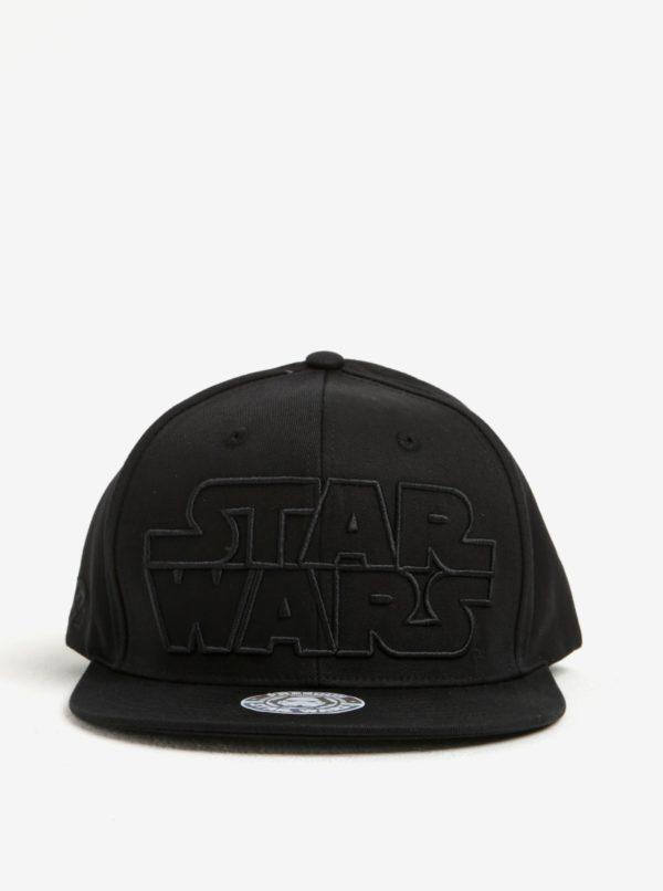 Čierna pánska šiltovka Star Wars