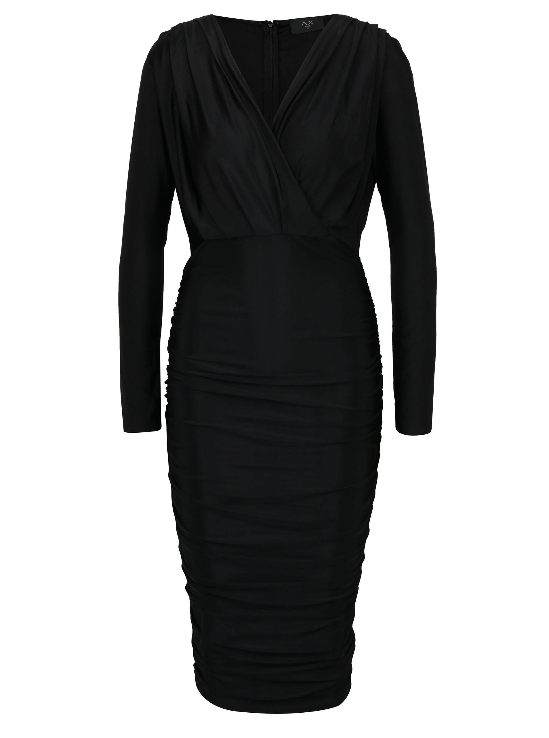 Čierne šaty sex