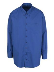 Modrá formálna košeľa Braiconf Baltazar