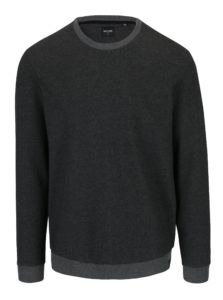 Tmavosivý sveter ONLY & SONS Temmy
