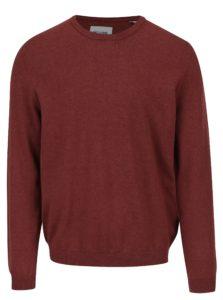 Červený tenký sveter ONLY & SONS Alex