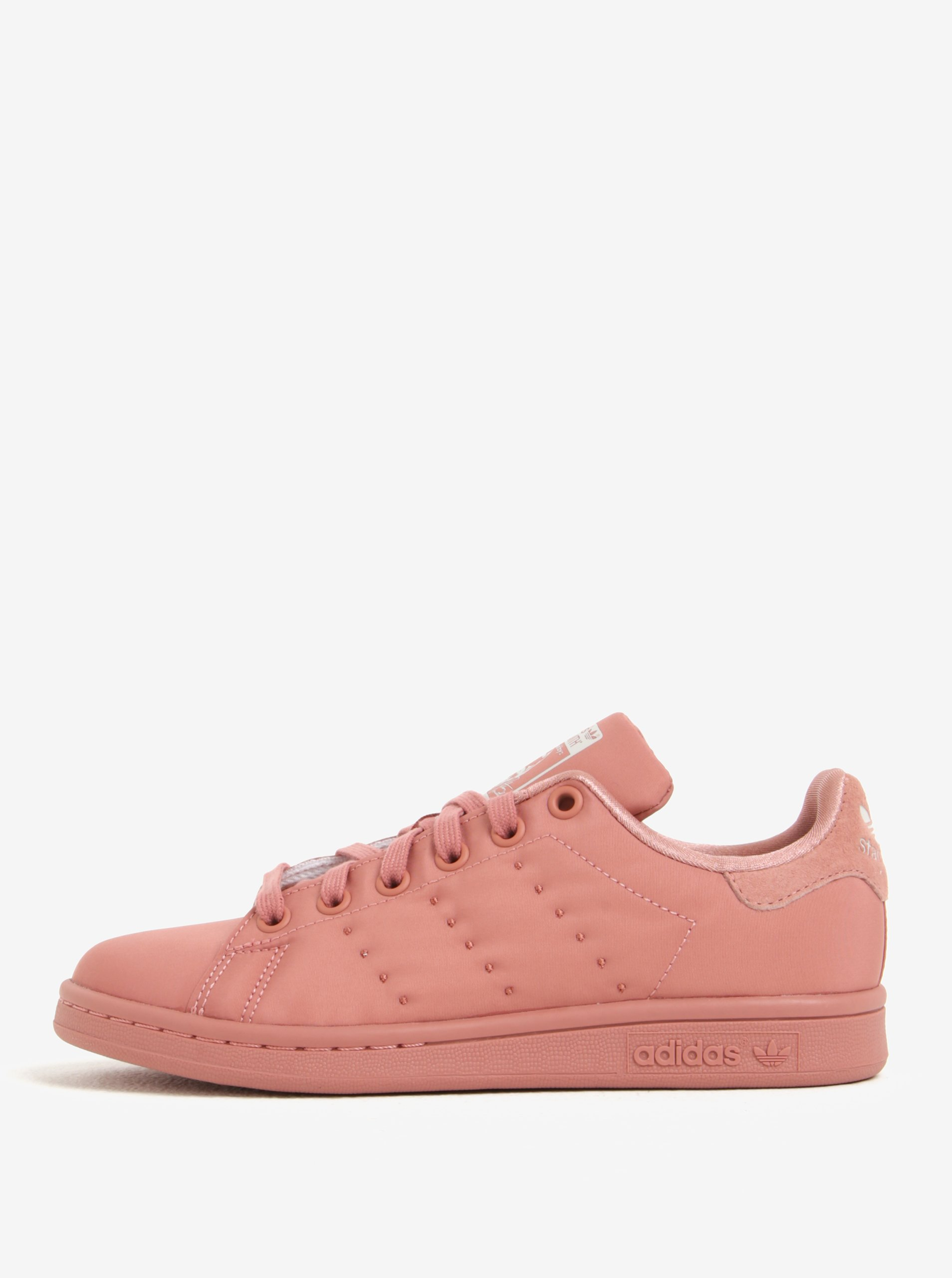 5c4c39021c590 Ružové dámske tenisky adidas Originals Stan Smith | Moda.sk