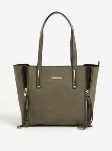 Zelená kabelka do ruky Liberty by Gionni Audra