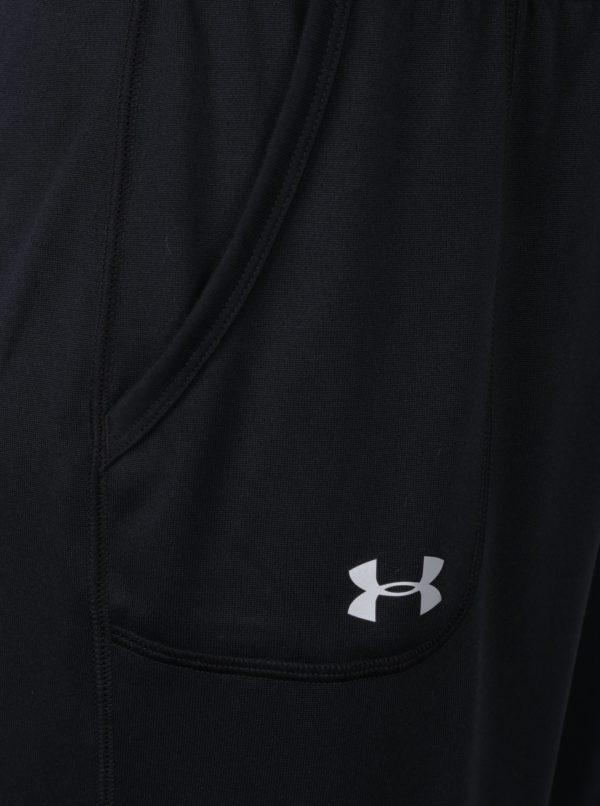 Čierne dámske tepláky s logom Under Armour