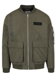 Kaki bomber Jack & Jones Bend