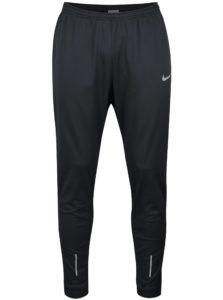 Čierne pánske tepláky s vreckami Nike Therma Essential