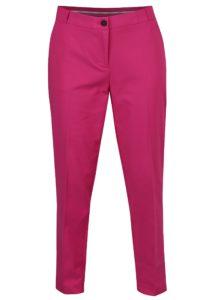 Ružové dámske nohavice s vysokým sedom Garcia Jeans