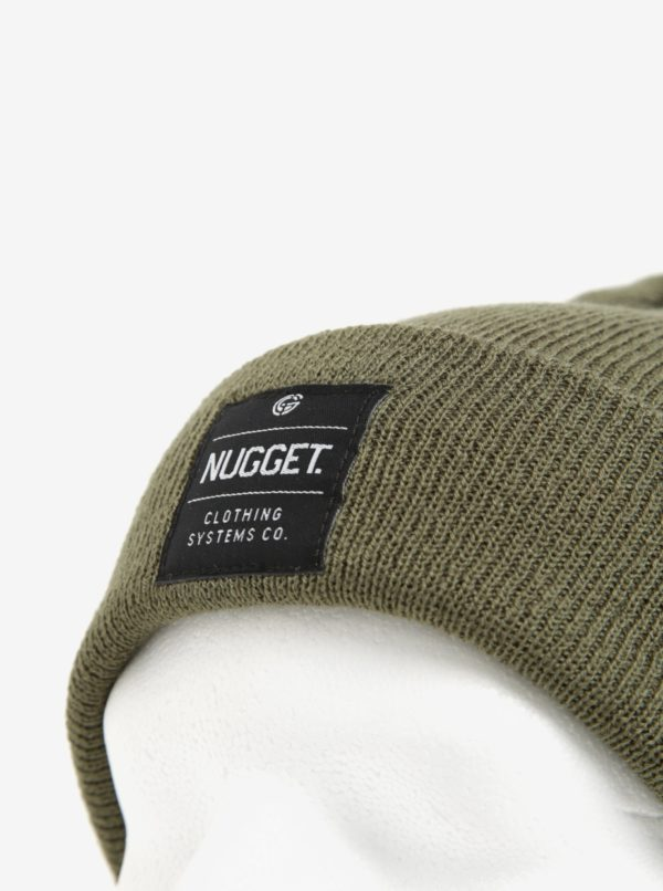 Kaki pánska čiapka Nugget Bandit