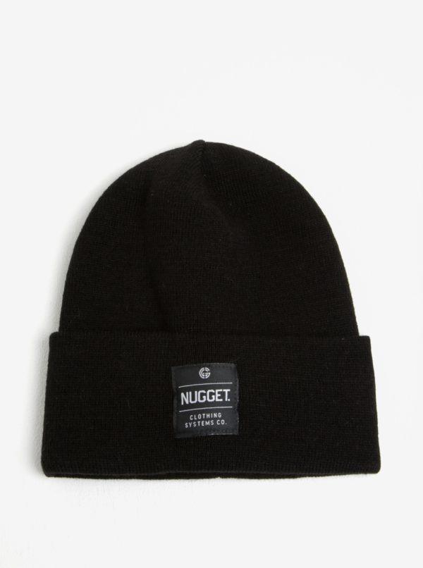 Čierna pánska čiapka Nugget Bandit