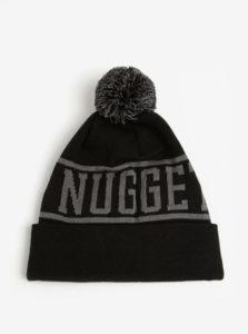 Čierna pánska čiapka Nugget Canister