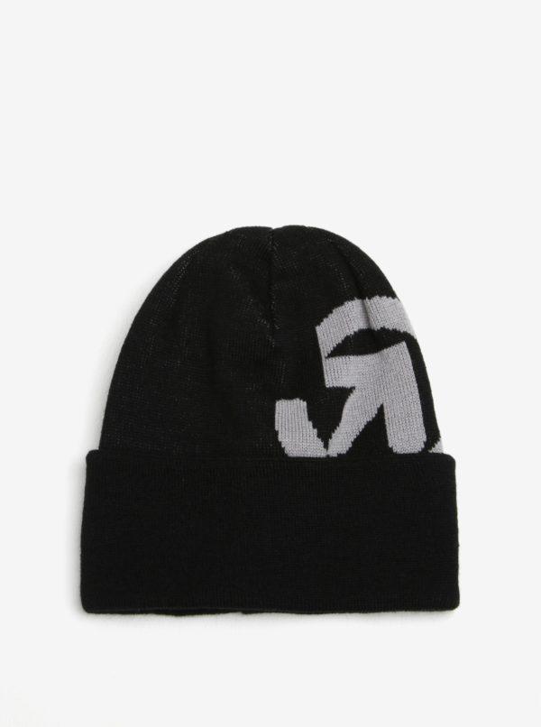 Čierna pánska čiapka MEATFLY Cinch Beanie
