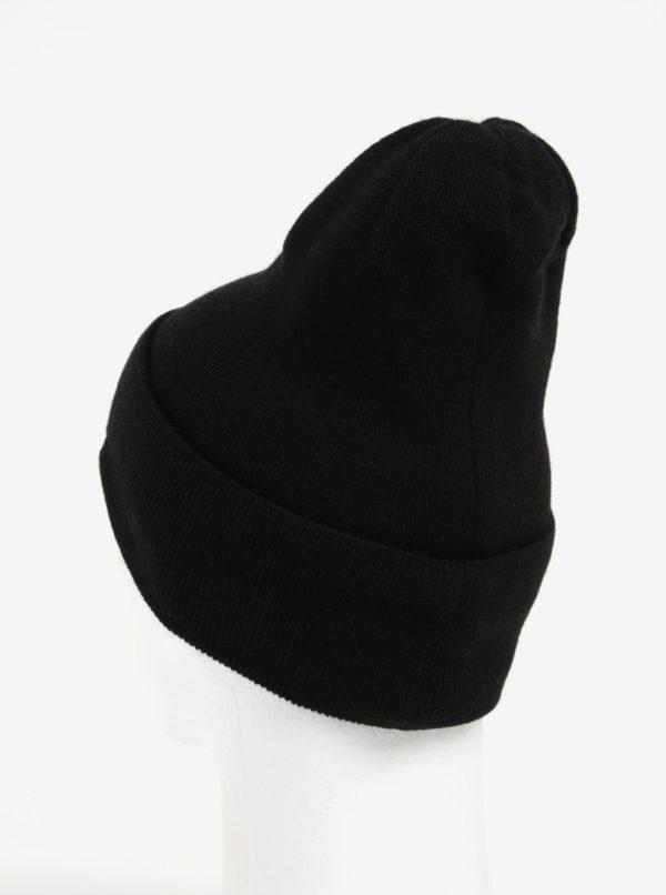 Čierna pánska čiapka MEATFLY Dope Beanie