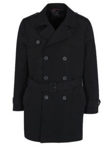 Čierny trenčkot Burton Menswear London