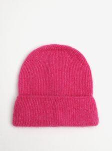 Ružová čiapka Pieces Josefine