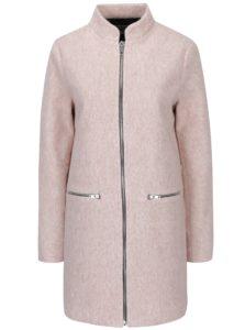 Ružový tenký krátky kabát Haily's Serena