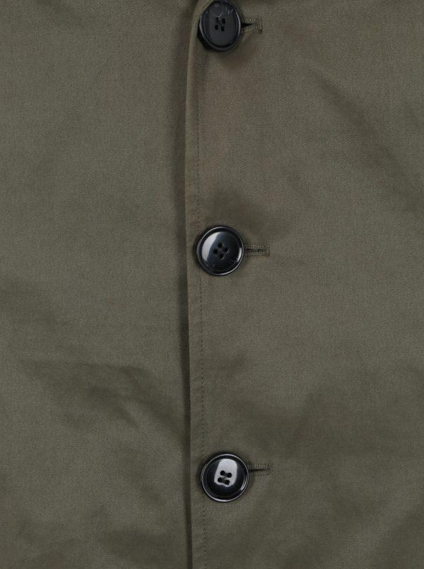 Kaki kabát Selected Homme New Adams