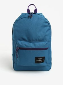 Modrý batoh s predným vreckom O'Neill 20 l
