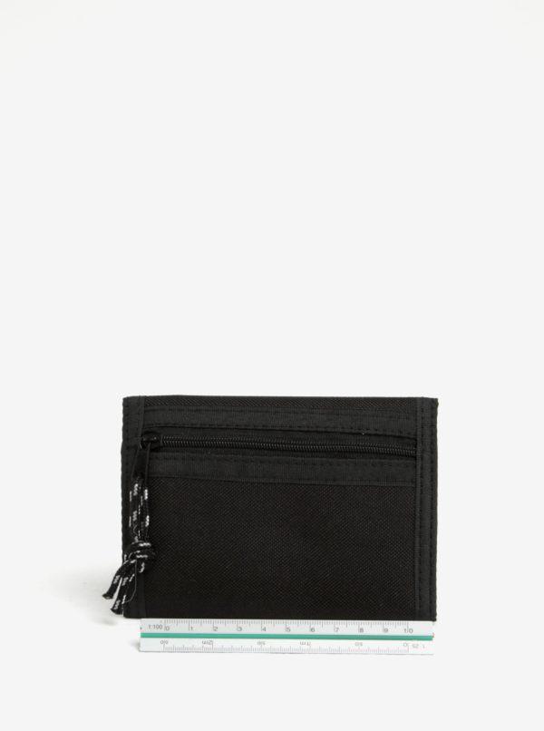 Čierna pánska peňaženka NUGGET Uniform