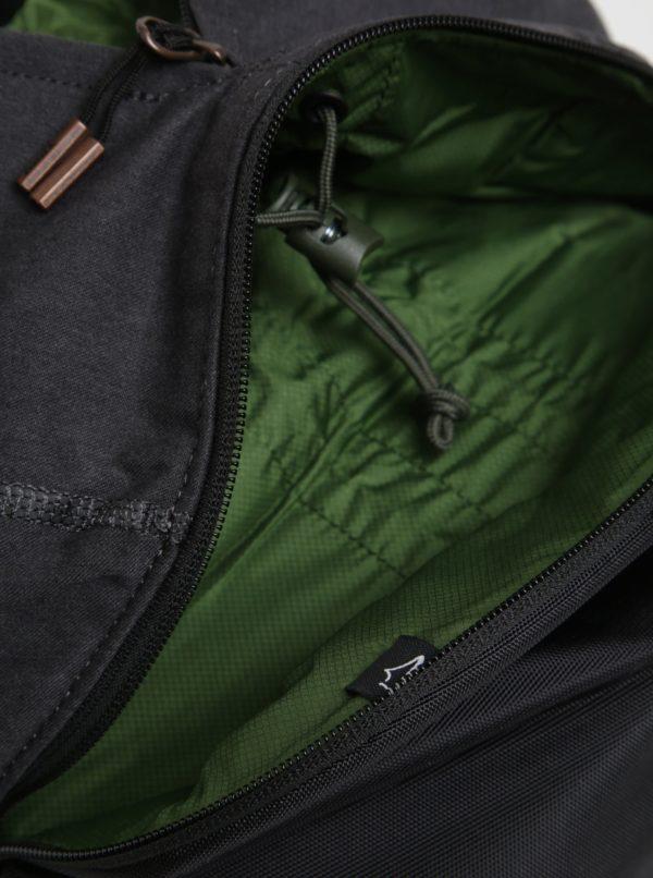 Čierny batoh/taška na notebook Thule Vea 21 l