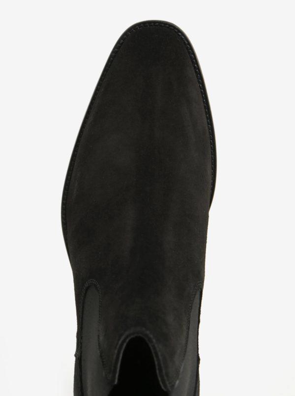 9b724f93b Čierne pánske semišové chelsea topánky ALDO Oneillan | Moda.sk